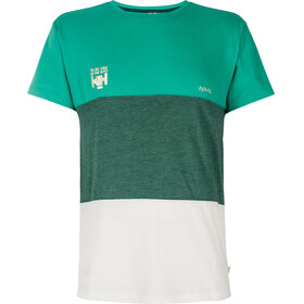 Nihil Retrofriction Tee Men Sea Green